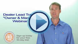Dealer Lead Track's CRM ILM Webinar Series Explains How We Help Auto Dealers Sell More Vehicles